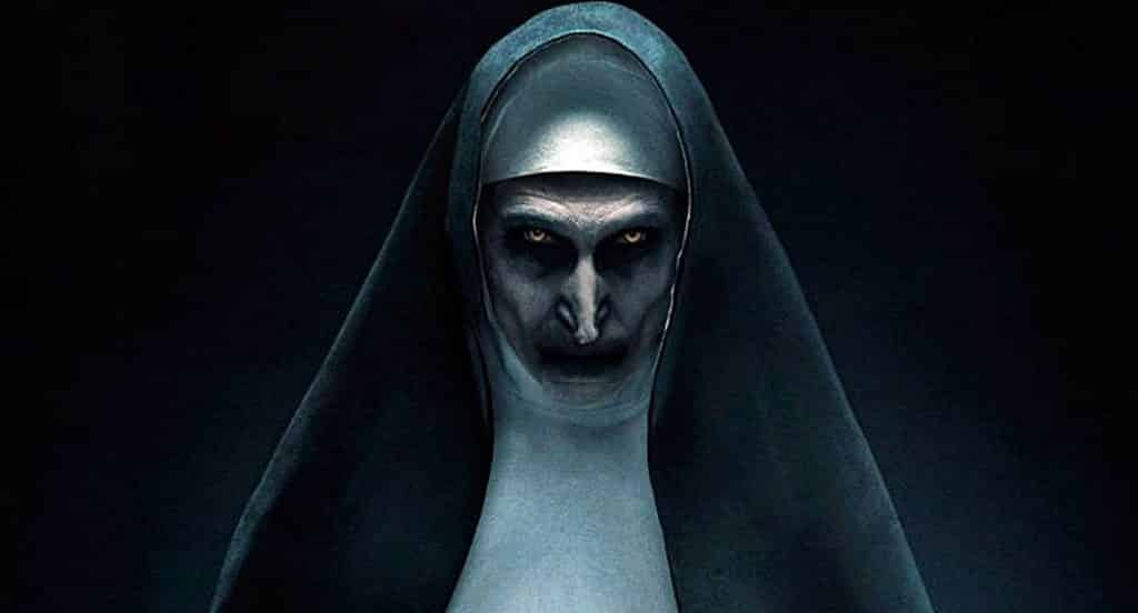 The Nun Trailer 2018