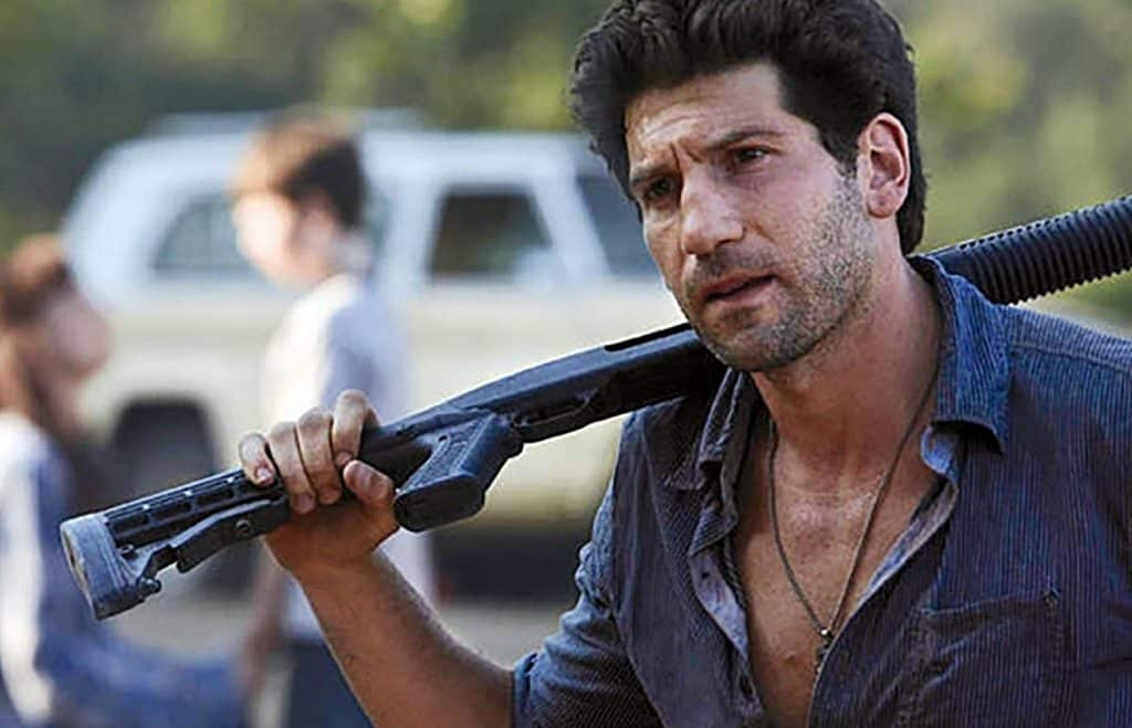 The Walking Dead Shane Jon Bernthal