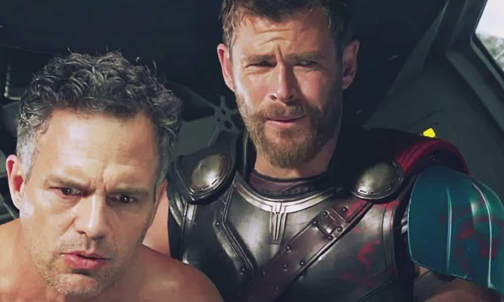 Thor: Ragnarok Gay Marvel Movie