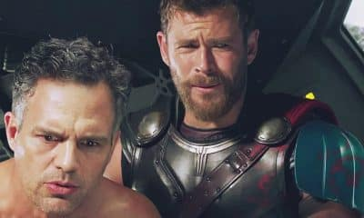 Thor: Ragnarok Gay Marvel Movie