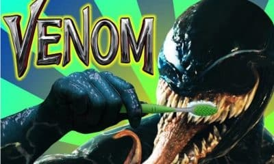 Venom Movie Weird Trailer