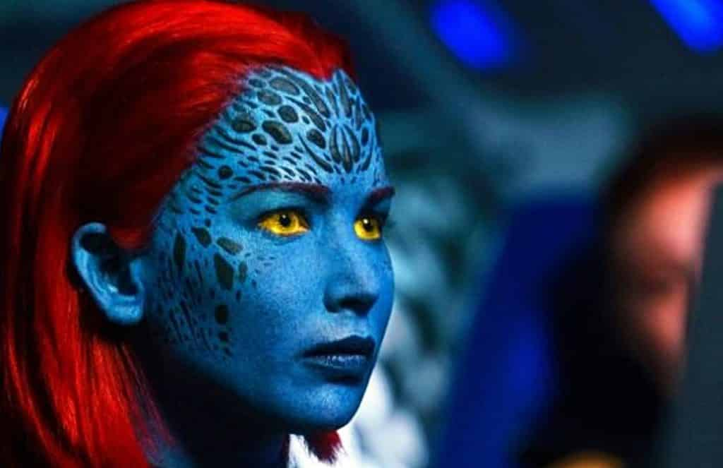 X-Men: Dark Phoenix Mystique Jennifer Lawrence