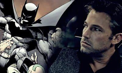 Young Batman Movie Matt Reeves