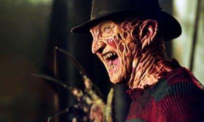 A Nightmare On Elm Street Freddy Krueger Robert Englund