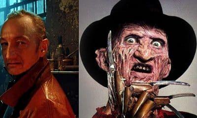 A Nightmare on Elm Street Robert Englund Freddy Krueger