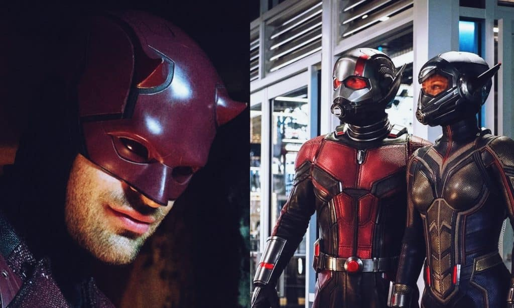 Ant-Man and the Wasp Daredevil MCU Movies TV