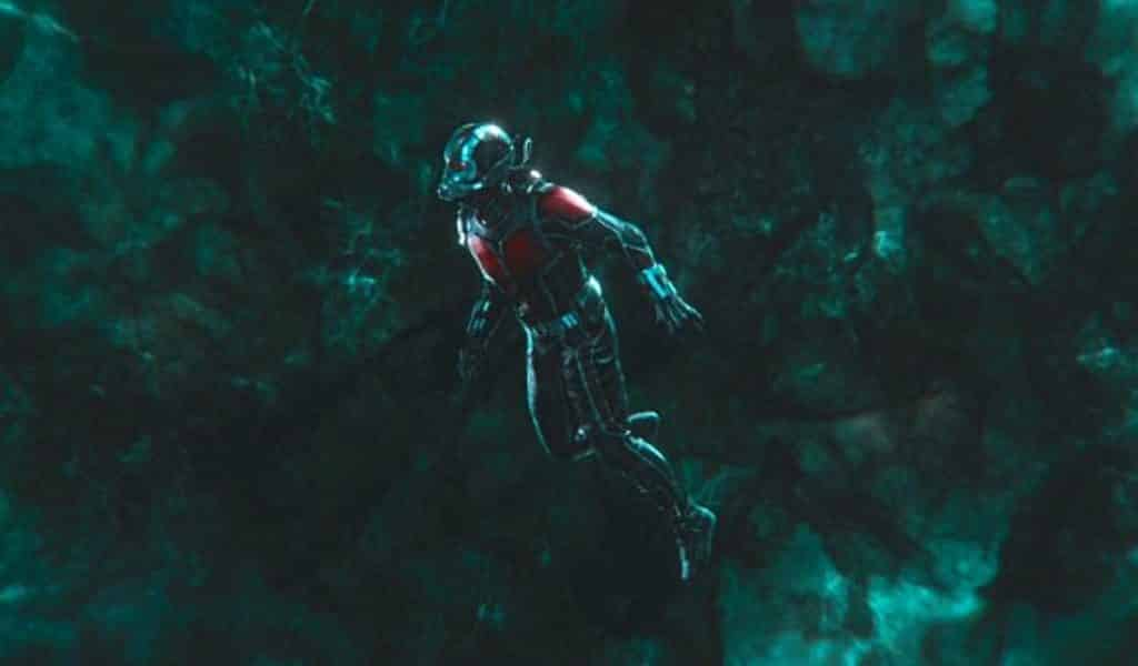 Ant-Man and the Wasp Post-Credits Quantum Realm