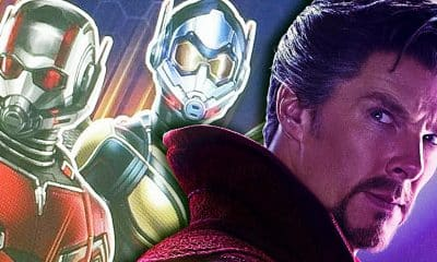 Avengers 4 Doctor Strange Ant-Man and the Wasp