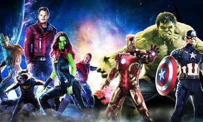 Avengers 4 MCU Marvel