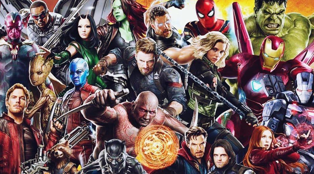 Avengers 4 MCU Marvel Cinematic Universe