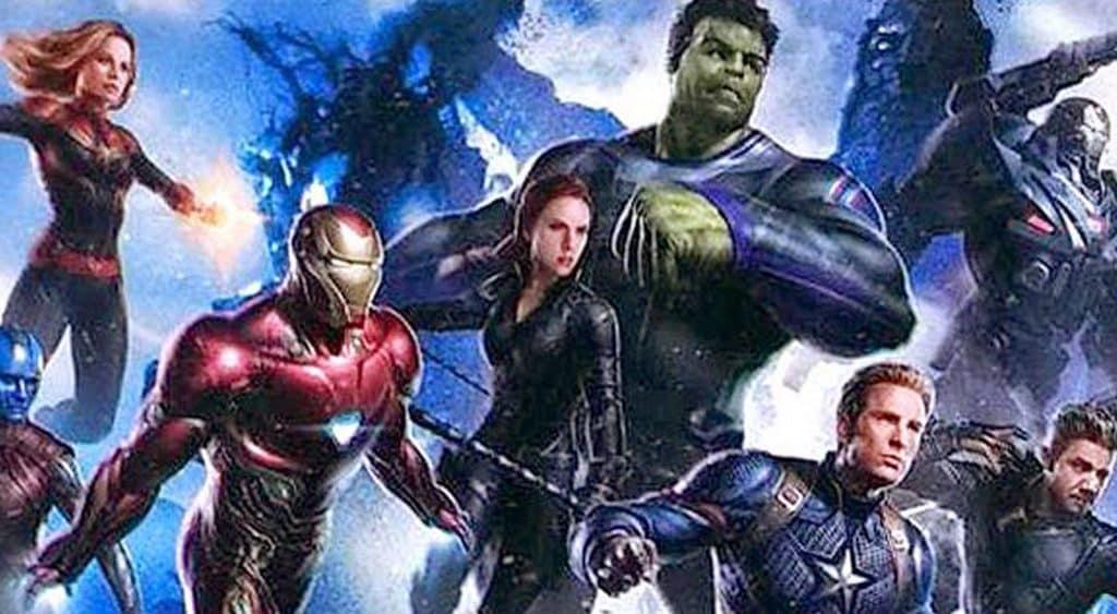 Avengers 4 Release Date Imax Leak