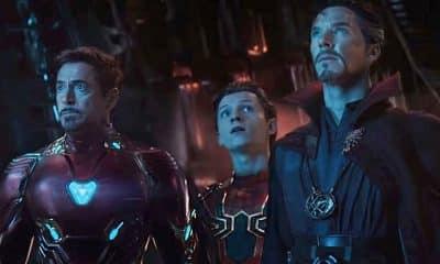 Avengers 4 Tom Holland