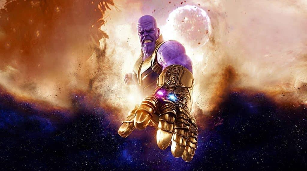 Avengers: Infinity War Extended Cut Thanos