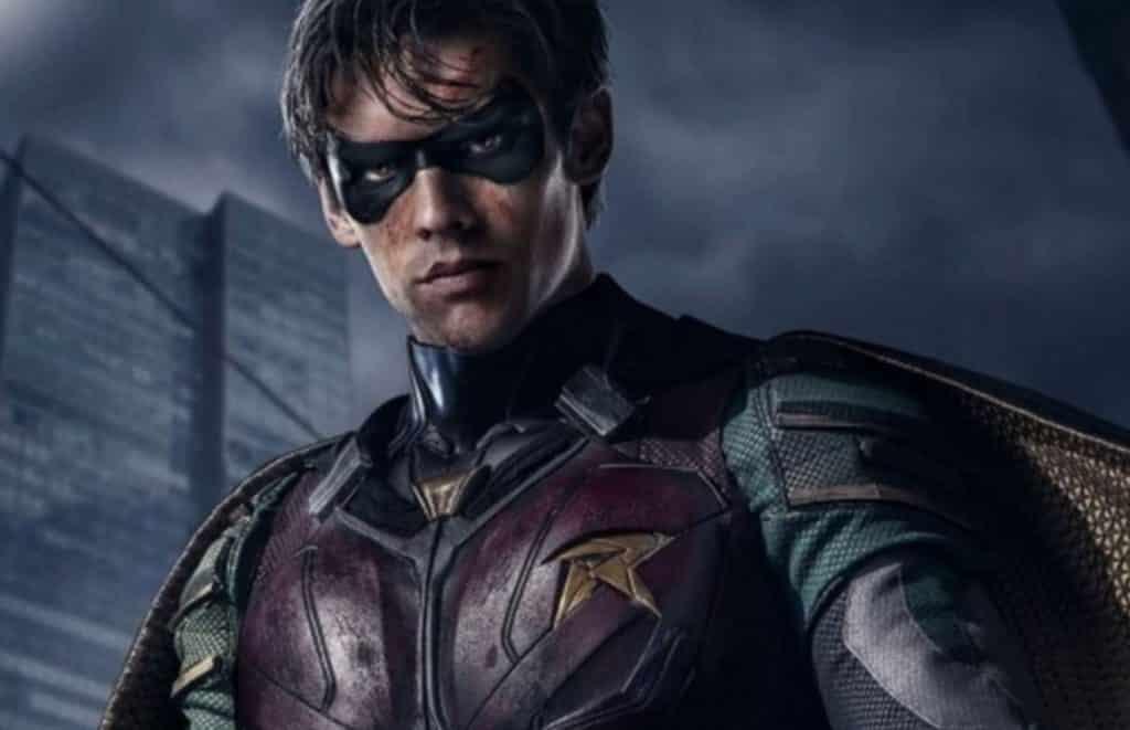 DC Universe Robin