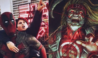 Deadpool 2 Omega Red