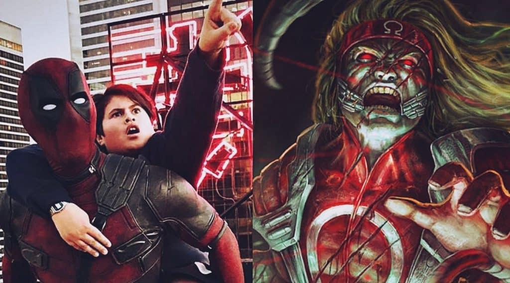 Deadpool 2 Omega Red