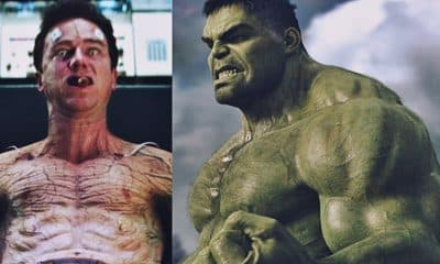 Edward Norton The Incredible Hulk Marvel