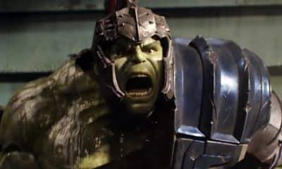 Gladiator Hulk Thor: Ragnarok