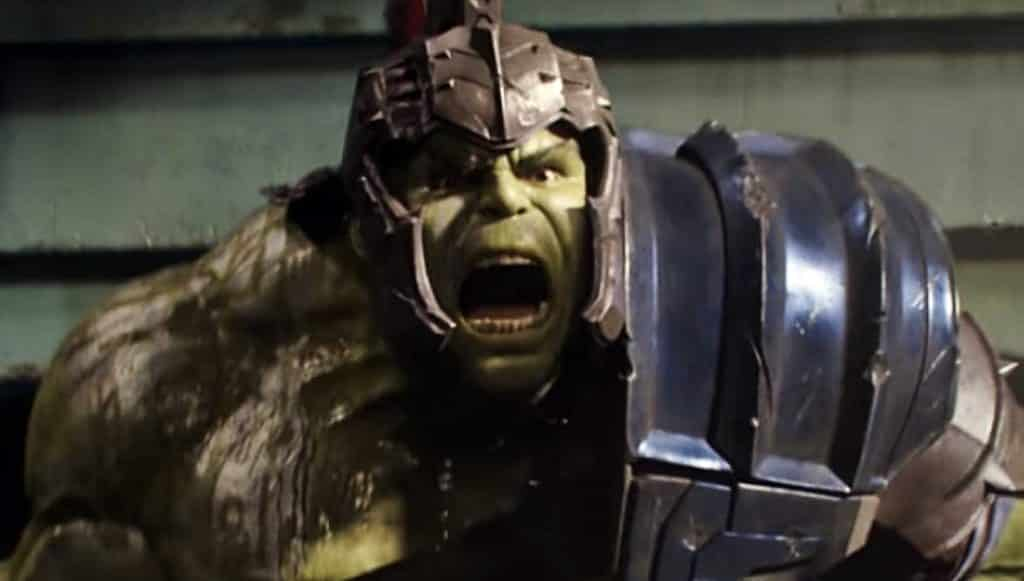 Thor Ragnarok Almost Featured A Much Different Looking Gladiator Hulk