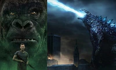 Godzilla: King of the Monsters Kong: Skull Island Tom Hiddleston