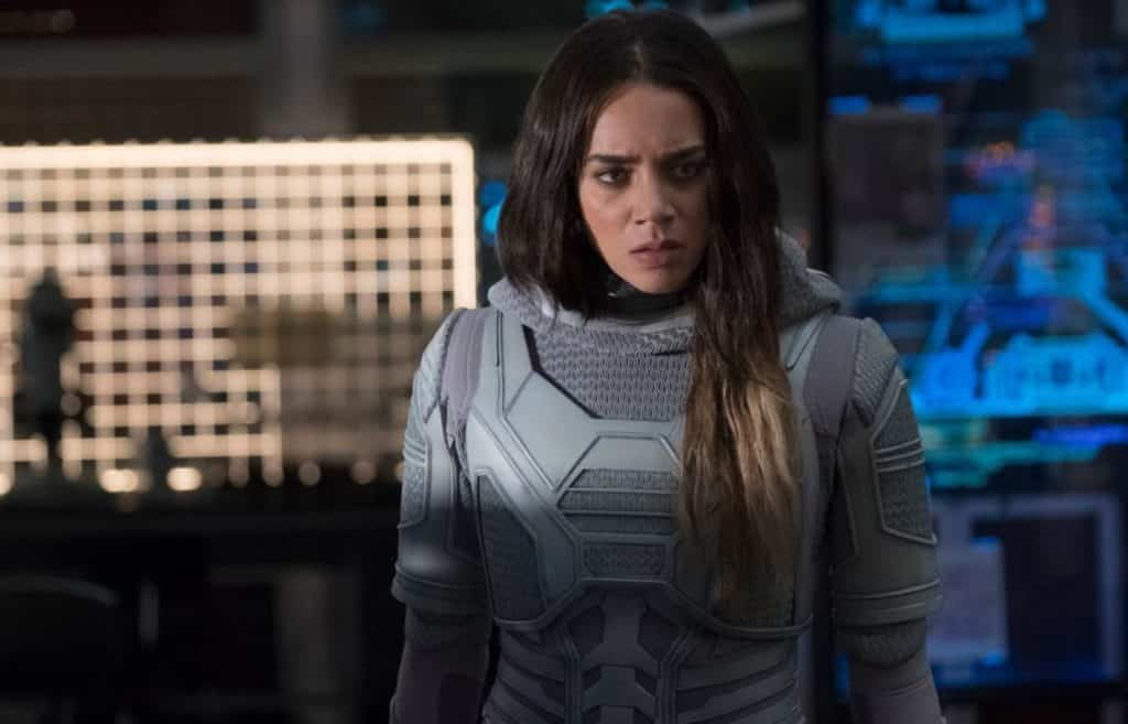 Hannah John-Kamen Ant-Man and the Wasp Ghost