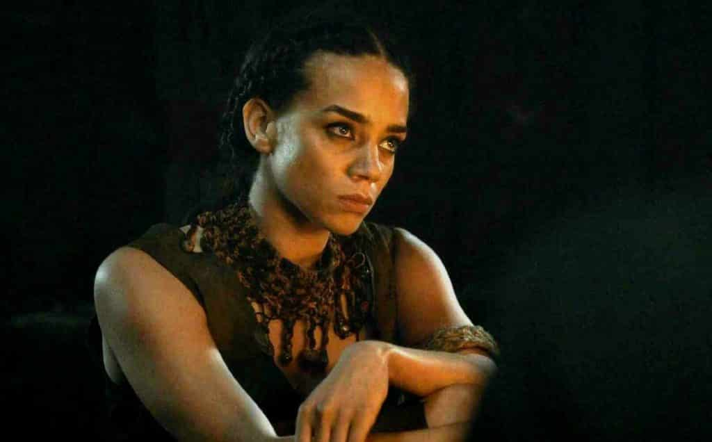 Hannah John-Kamen Game Of Thrones Ornela