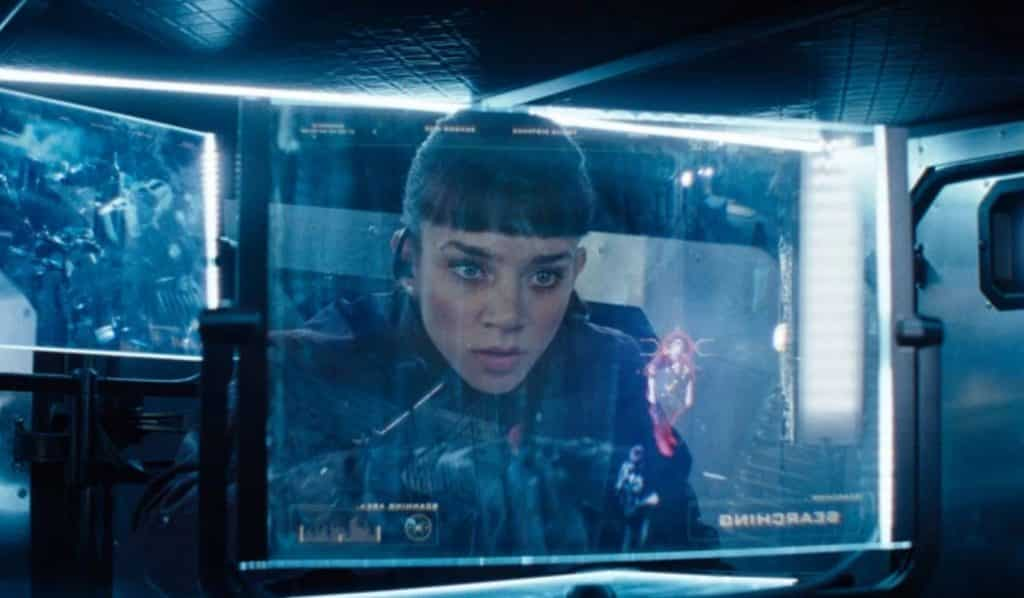 Hannah John-Kamen Ready Player One