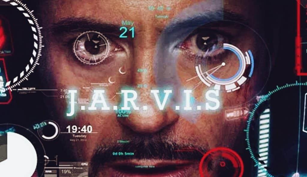 Iron Man Tony Stark J.A.R.V.I.S. Jarvis