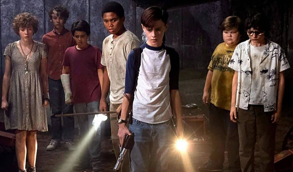 The Losers Club Is All Grown Up In New It Chapter 2 Cast Photo