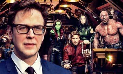 James Gunn Disney Guardians of the Galaxy