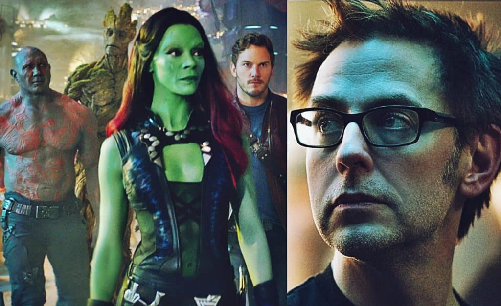 'Guardians of the Galaxy' actors respond to James Gunn firing