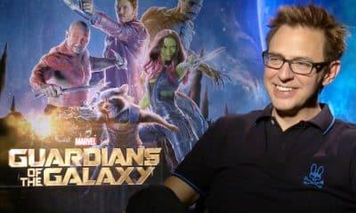 James Gunn Guardians of the Galaxy