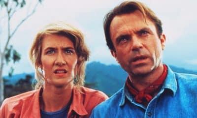 Jurassic World 3 Sam Neill Laura Dern