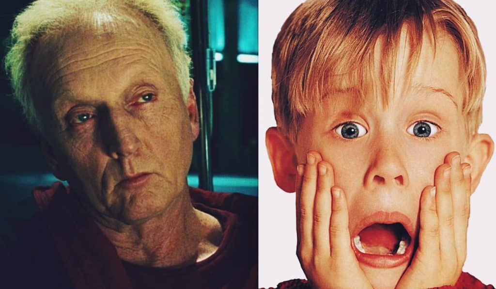 Kevin McCallister Home Alone Saw Jigsaw