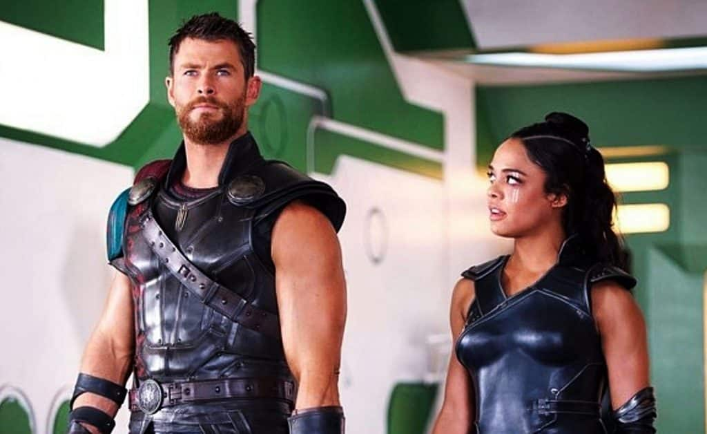 Men In Black 4 Leak Chris Hemsworth Tessa Thompson