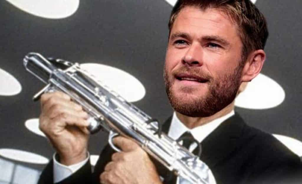 Men In Black 4 Chris Hemsworth