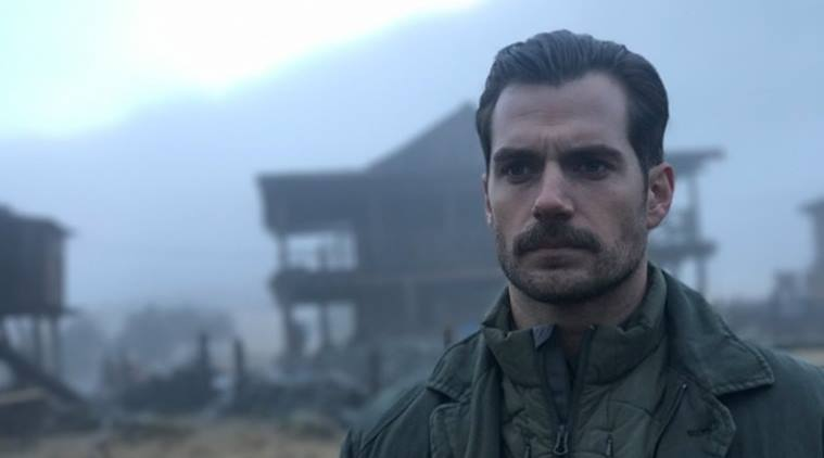 Mission: Impossible Fallout Henry Cavill