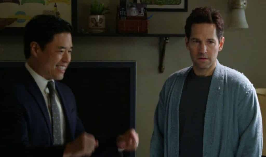 Randall Park Jimmy Woo Ant-Man and the Wasp