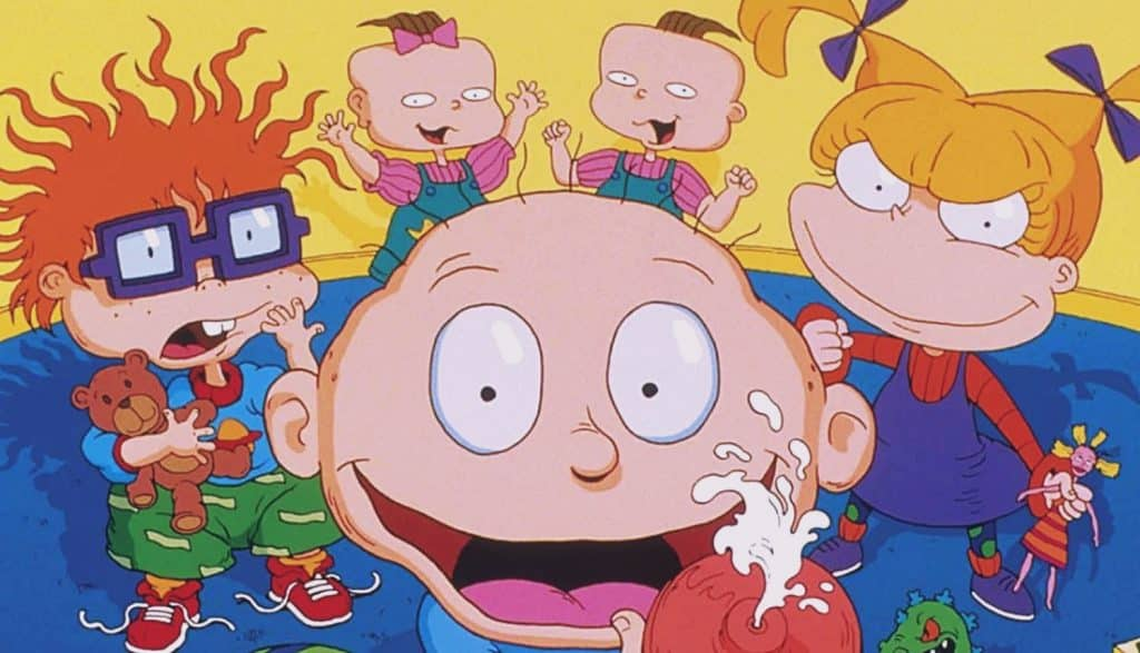 Rugrats TV Show Nickelodeon