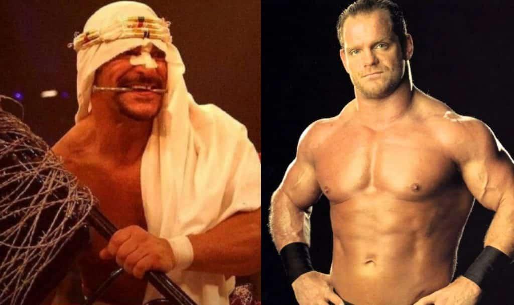 Sabu Chris Benoit ECW WWE