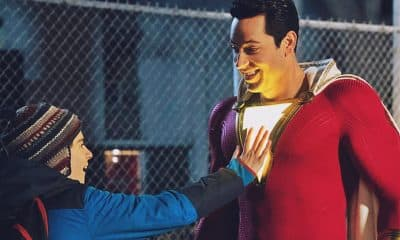 Shazam! Movie Zachary Levi