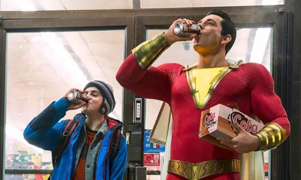 Image result for shazam movie