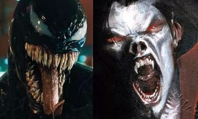 Sony Spider-Man Universe Venom Morbius