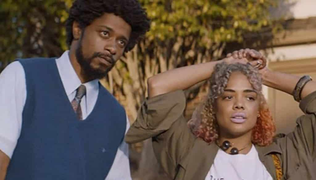 Sorry To Bother You Lakeith Stanfield Tessa Thompson