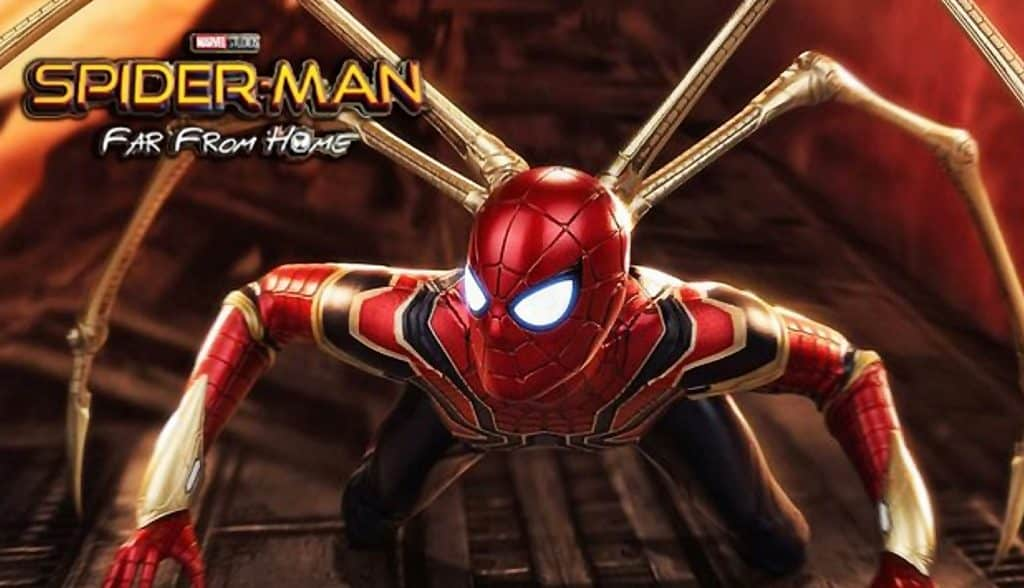Spider Man Far From Home Concept Trailer Released