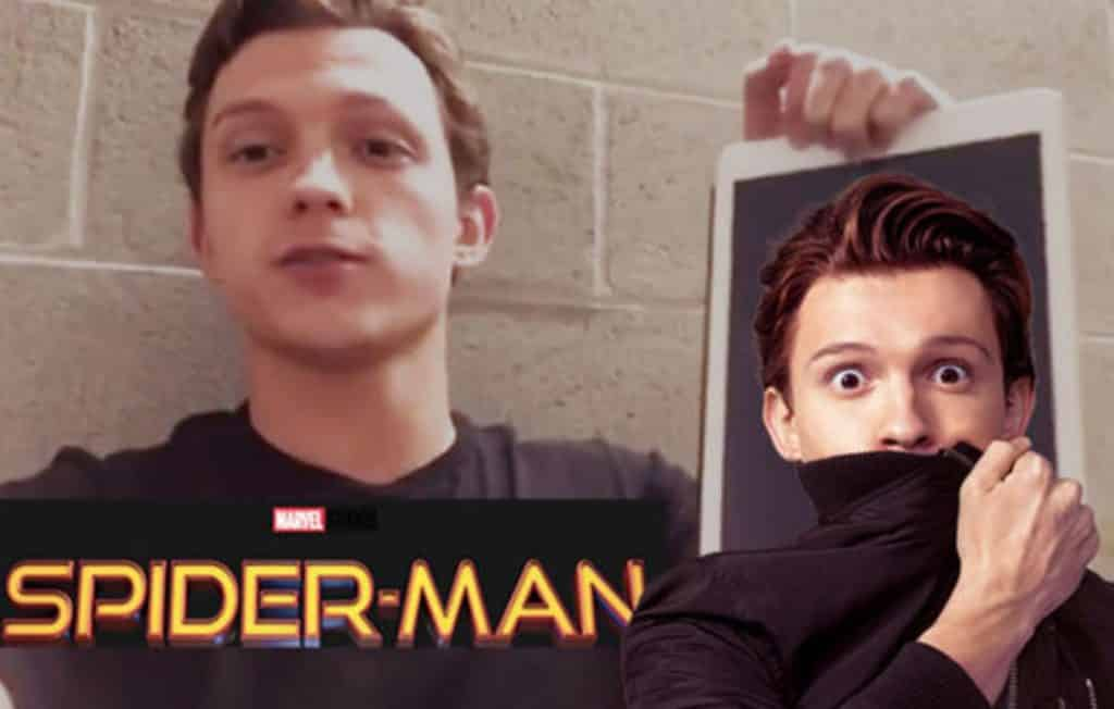 Spider-Man: Far From Home Tom Holland
