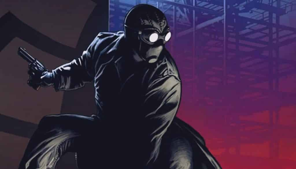 Spider-Man Noir Marvel