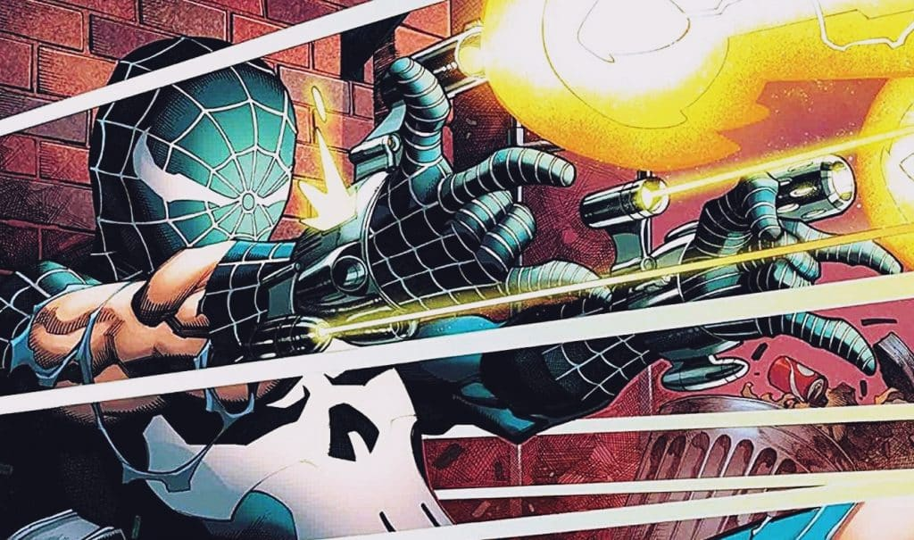 Spider-Man Punisher Marvel What If