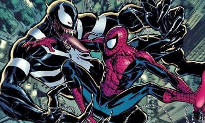 Spider-Man Venom Marvel