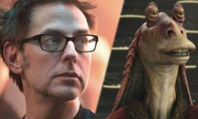 Star Wars James Gunn Jar Jar Binks